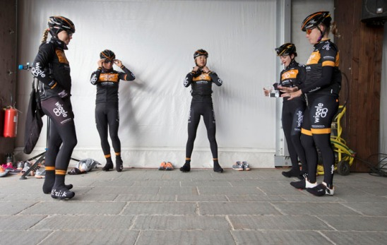 Team Wiggle Honda